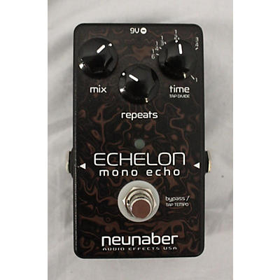 Used Neunaber Echolon Mono Echo Effect Pedal