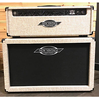 Used New Vintage H&B 50 Tube Guitar Combo Amp
