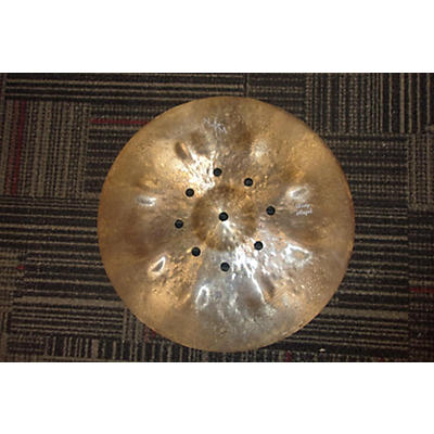 Used Nicky Moon 15in Static Crash Cymbal