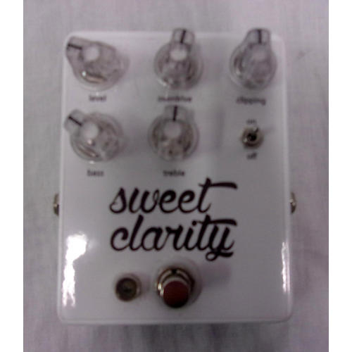 Used PB&J SWEET CLARITY Effect Pedal