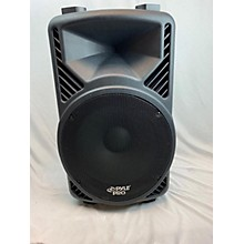 "Used PYRE PRO 15"" PA SPEAKER Powered Speaker"