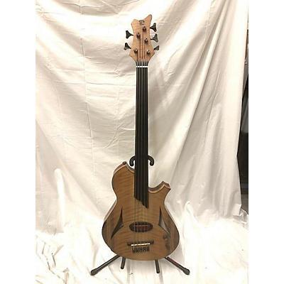 Used Paul Lairat Gabriella Natural Electric Bass Guitar