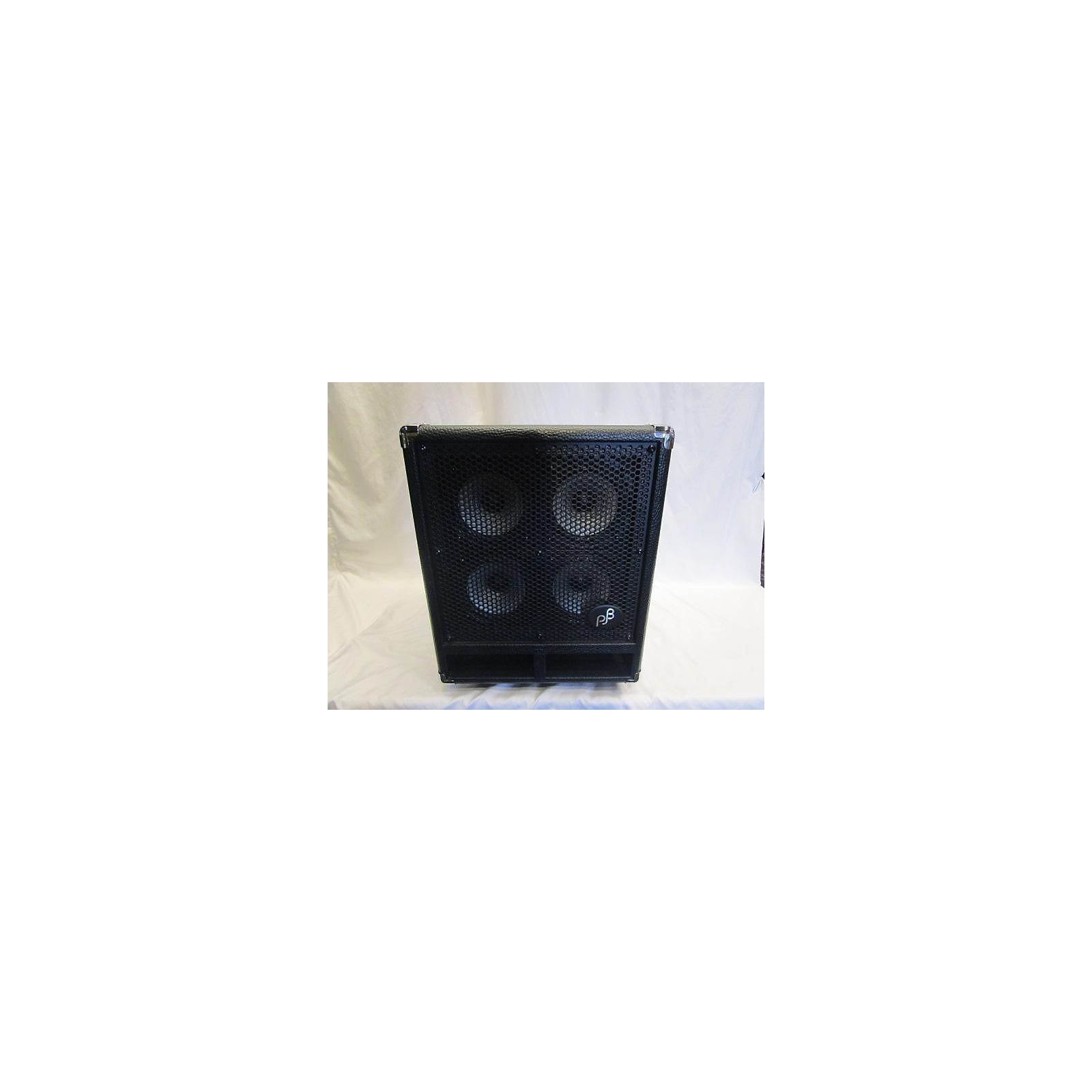 In Store Used Used Philjones Piranaha Bass Cabinet