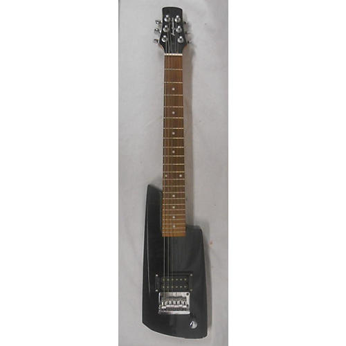 Used Pure Connection Travel Black Electric Guitar Black