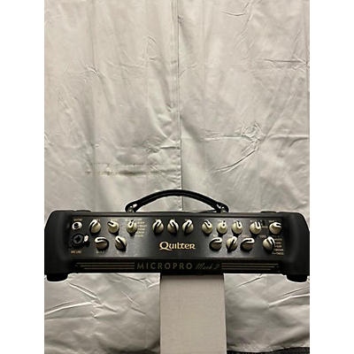 Used Quilter Mach2 Solid State Guitar Amp Head