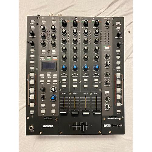 Used RANE DJ Sixty-Four DJ Mixer