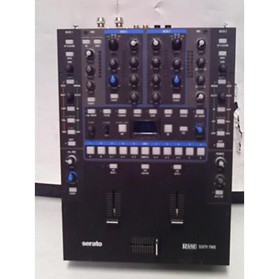 Used RANE DJ Sixty-Two DJ Mixer