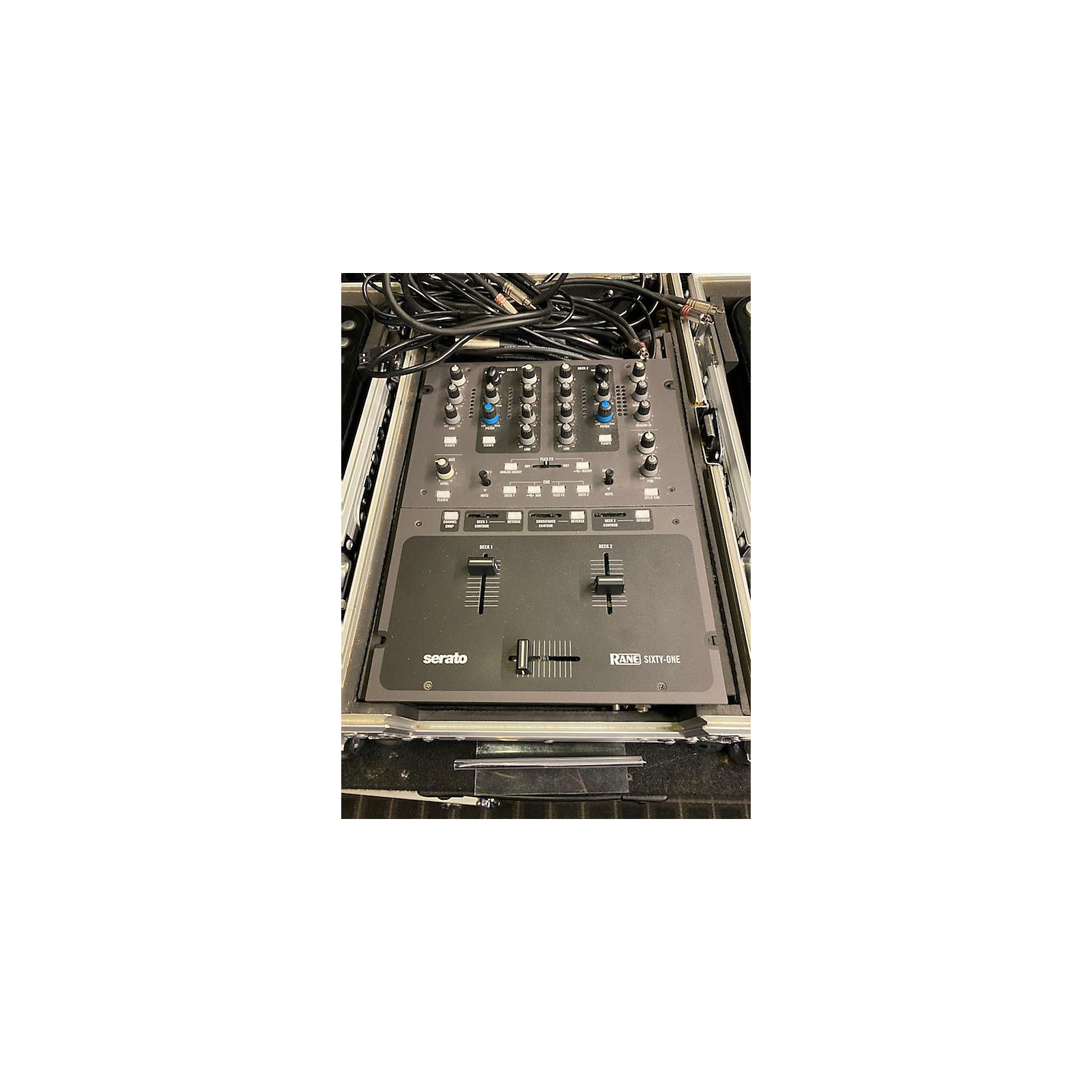 In Store Used Used RANE Sixty-One DJ Mixer