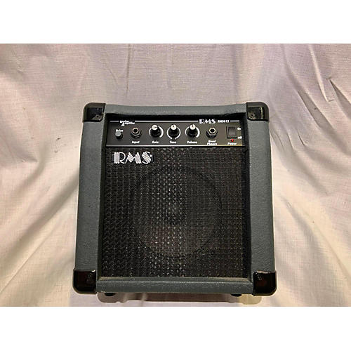 Used RMS RMSG12 Guitar Combo Amp
