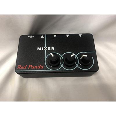 Used Red Panda Bit Mixer Mixer