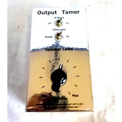 Used Reyes Audio Output Tamer Power Attenuator