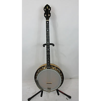Used Richelieu Lyte Ladie Tenor Banjo Natural Banjo