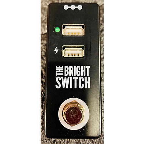 Used Rock Stock Bright Switch Pedal