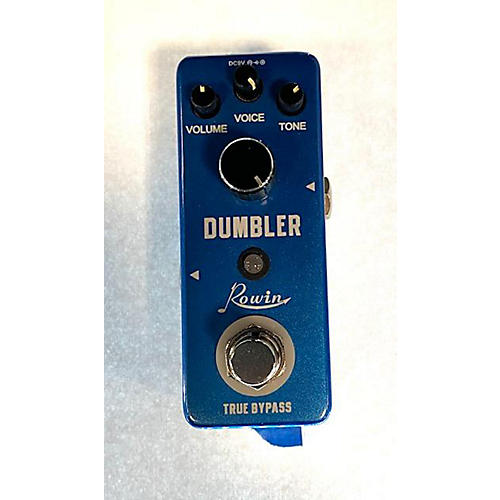 Used Rowin Dumbler Effect Pedal