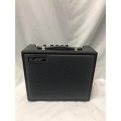 Used SAWTOOTH ST-AMP-10 Battery Powered Amp