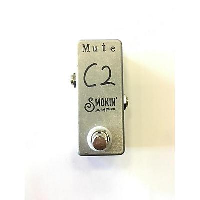Used SMOKIN AMP MUTE Pedal