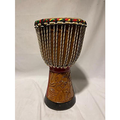 Used Senegalese Hand Made Djembe Small Djembe