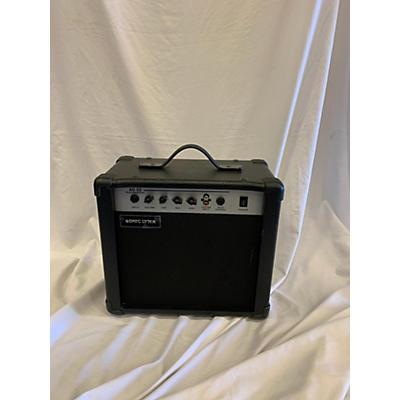 Used Sonic Lynx AG-20 Mini Bass Amp