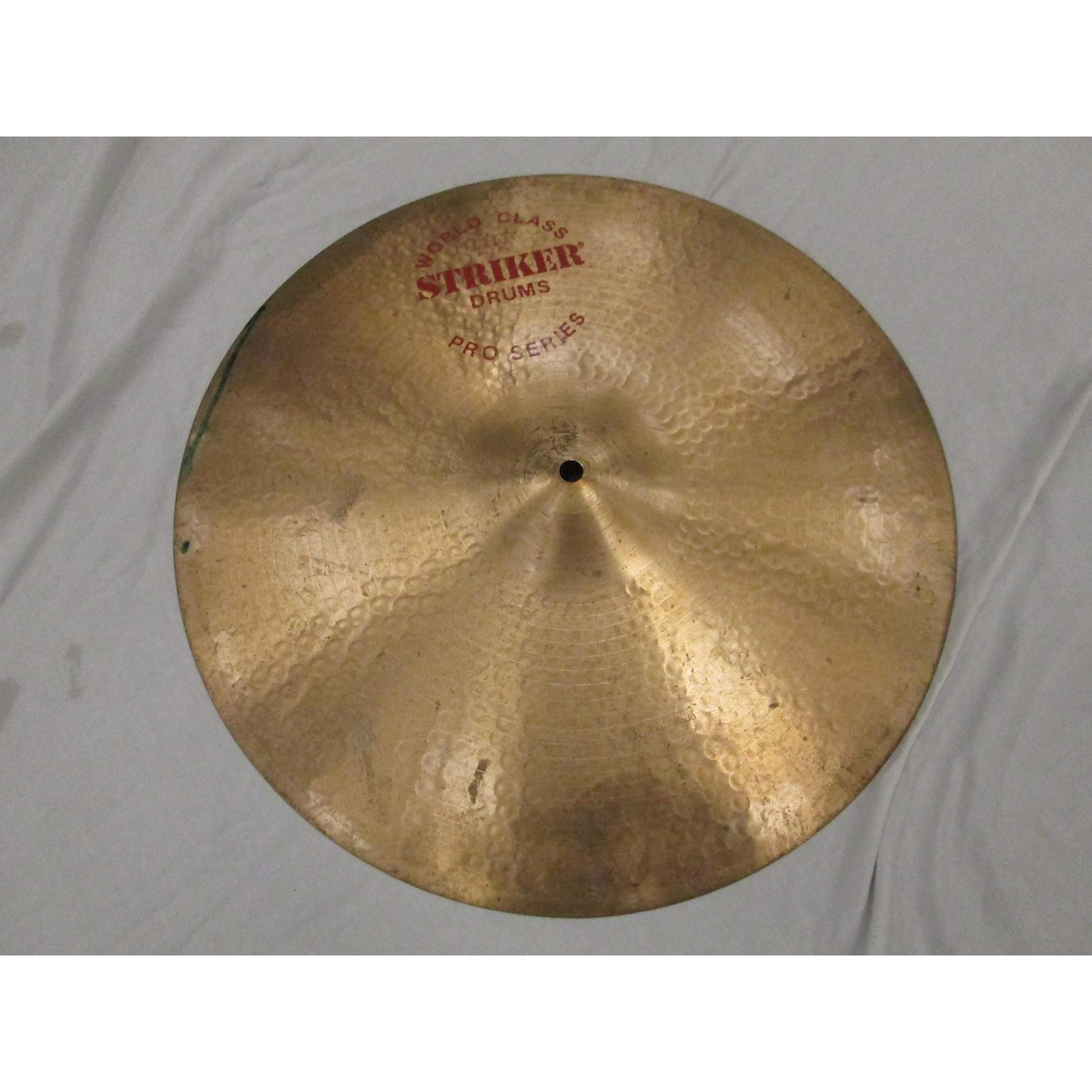 In Store Used Used Striker 18in Pro Series Crash Cymbal