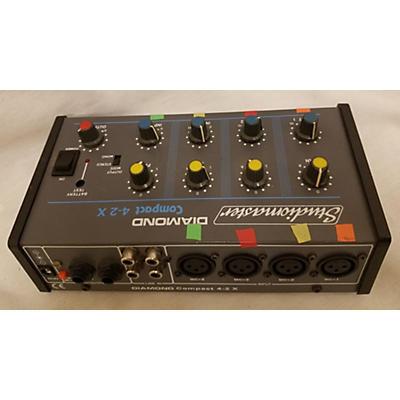 Used Studiomaster Diamond Line Mixer