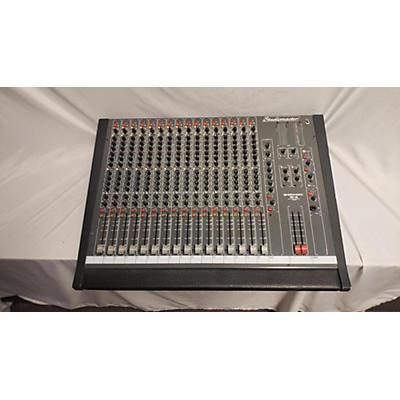 Used Studiomaster Showmix 16 2 Powered Mixer