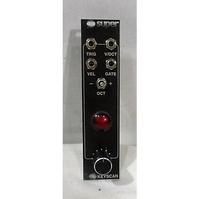 Used Super Synthesis Keyscan Synthesizer