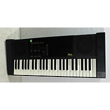Used THE SOFTWARE TOOLWORKS THE MIRACLE PIANO TEACHING SYSTEM Portable Keyboard