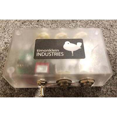 Used TIMONKLEIN INSDUSTRIES SPLITTER Signal Processor