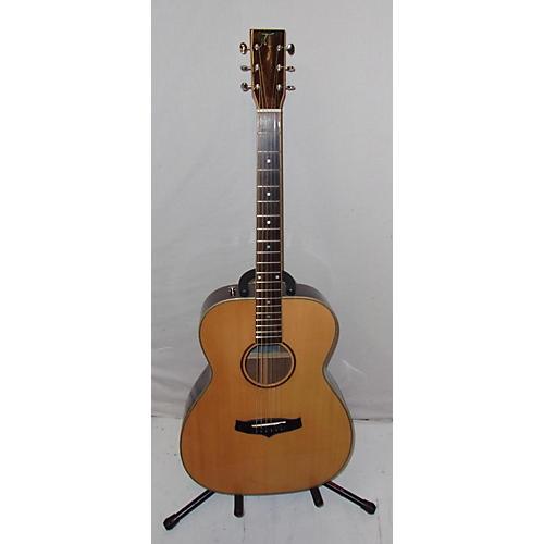 Used Tanglewood TGRF Natural Acoustic Guitar Natural