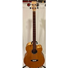 Used Tanglewood Twrab Natural Acoustic Bass Guitar