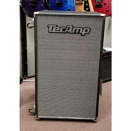 Used TecAmp 2x12 Speaker Cabinet Bass Cabinet