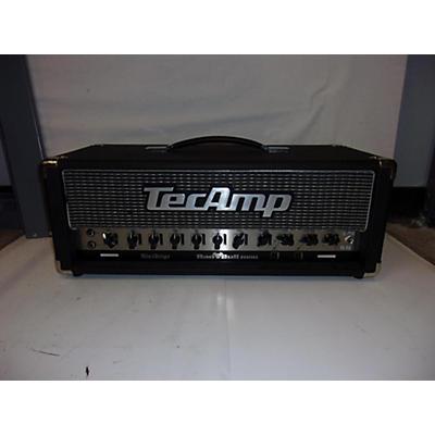 Used TecAmp Bad Bull 2000 Bass Amp Head