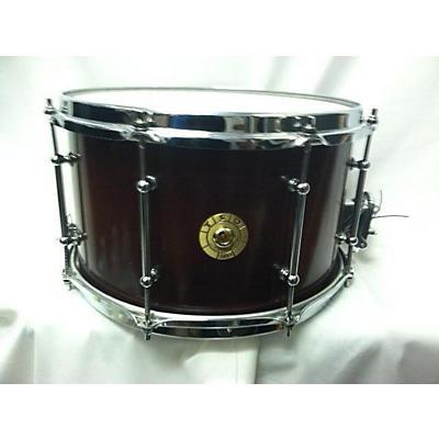 Used Thomas Stave 7X13 Custom Snare Drum Drum
