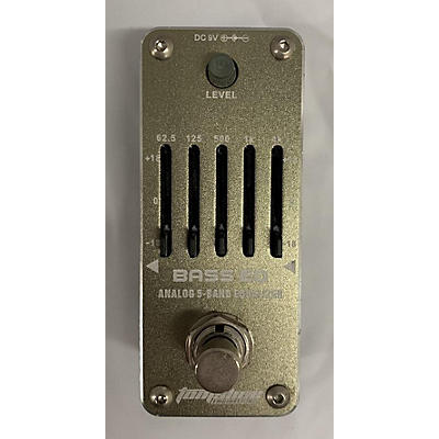 Used Tomsline Bass Eq Pedal