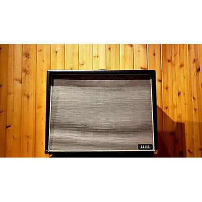 Used Tony Bruno Half Open 2x12 Cab Guitar Cabinet