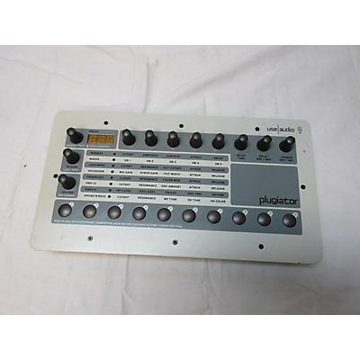 Used USE AUDIO PLUGIATOR Synthesizer