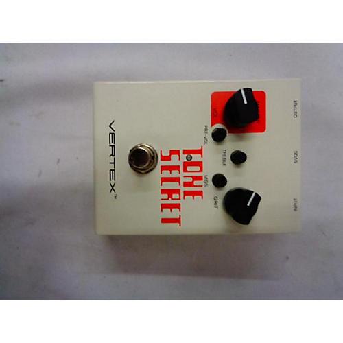 Used Vertex Tone Secret Pedal