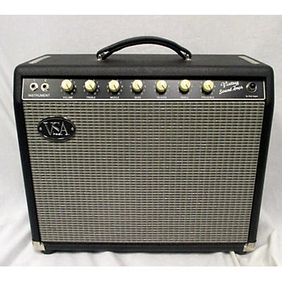 Used Vintage Sound Amps Vintage 20 Tube Guitar Combo Amp
