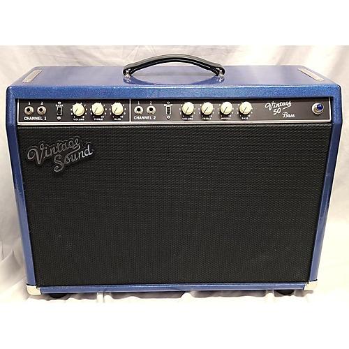 Used Vintage Sound Vintage 50 Bass 1X12 Tube Guitar Combo Amp