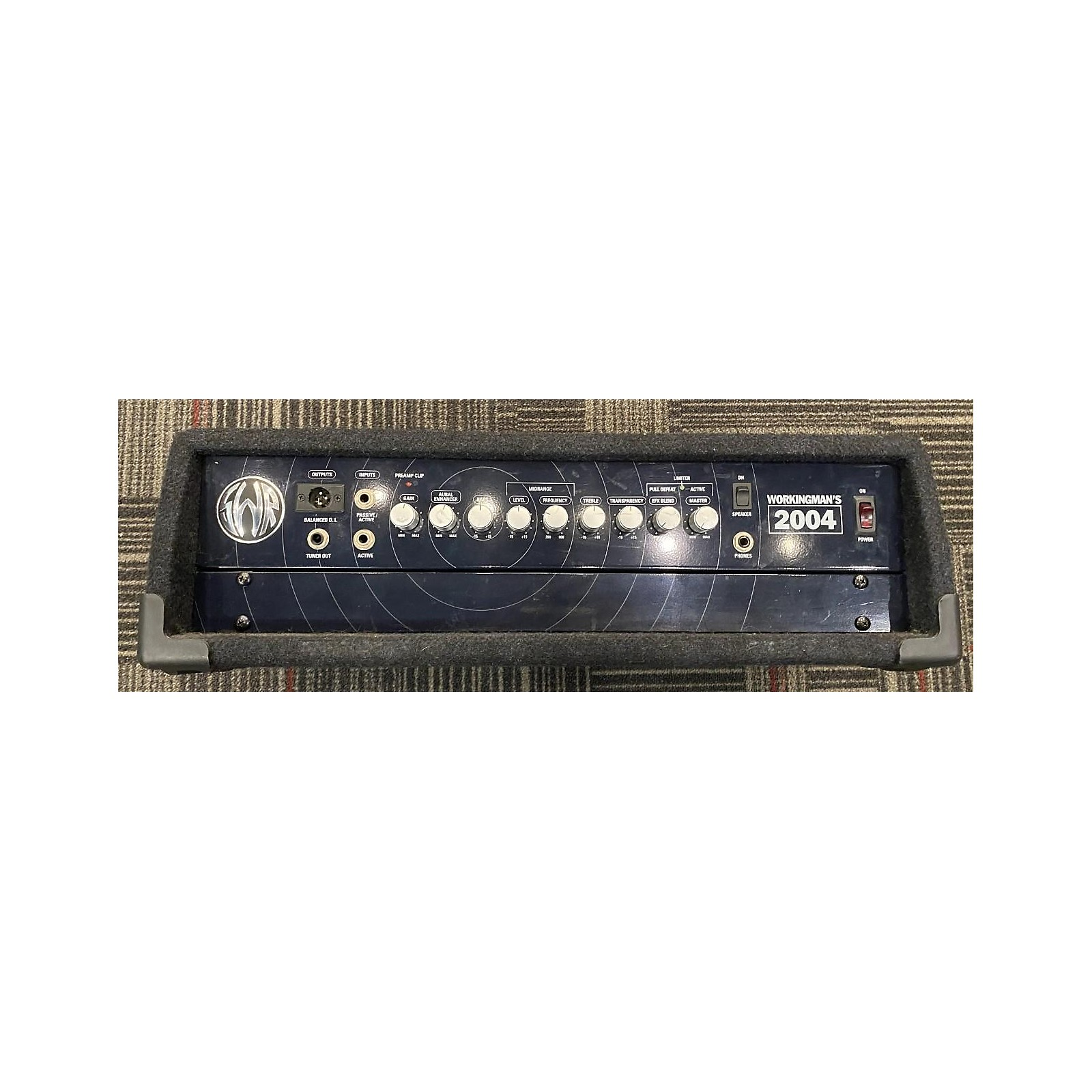 In Store Used Used Workman's 2004 Bass Amp Head