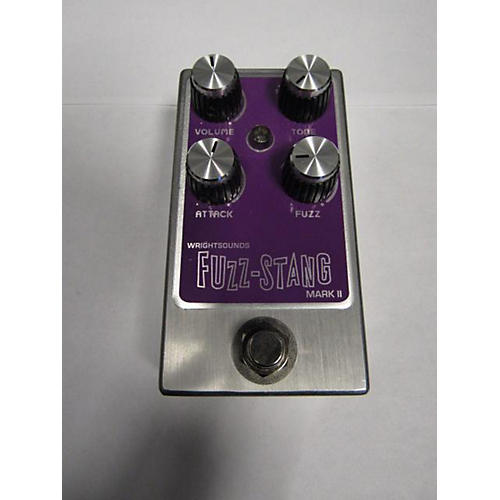 Used Wrightsounds Fuzz-Stang Effect Pedal