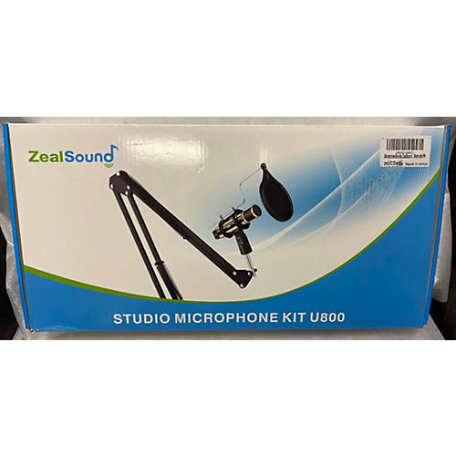 Used Zeal Sound Studio Microphone Kit Recording Microphone Pack