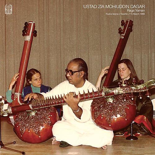 Alliance Ustad Zia Mohiuddin Dagar - Raga Yaman