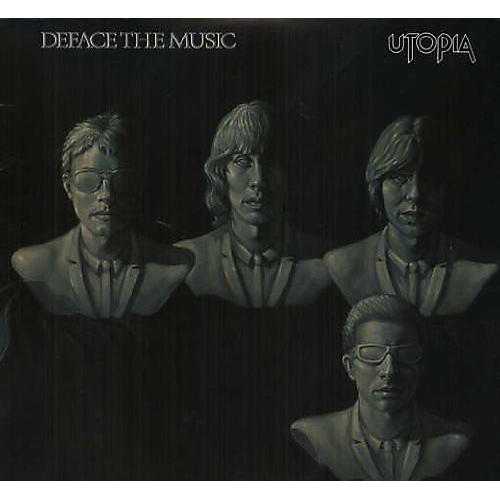 Alliance Utopia - Deface the Music