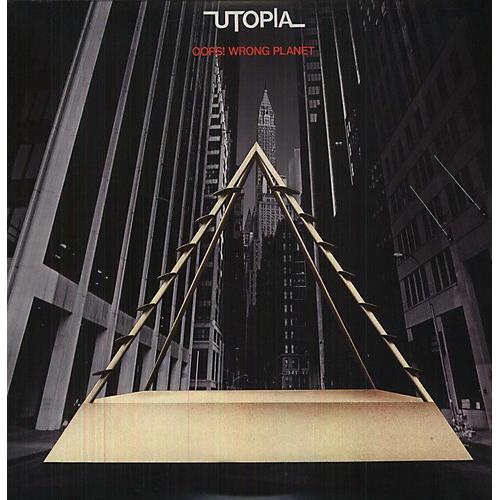 Alliance Utopia - Oops Wrong Planet