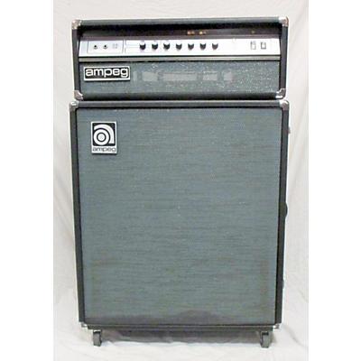 Ampeg V-4 Bass Stack