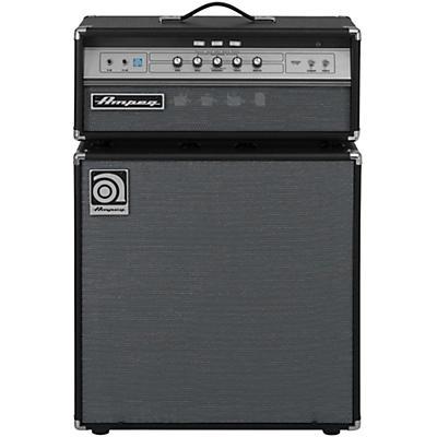 Ampeg V-4B 100W All-Tube Head and SVT-212AV 2x12 Bass Stack