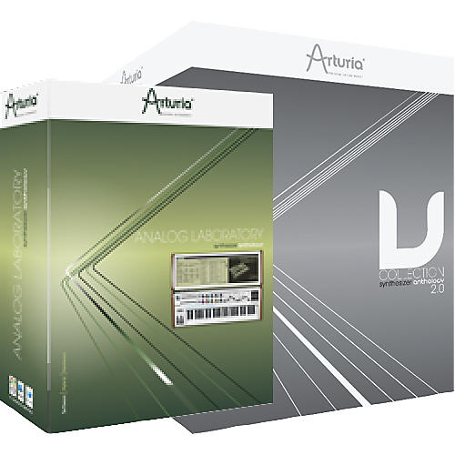 Arturia V-Collection 2 & Analog Laboratory bundle