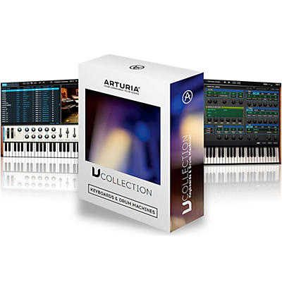 Arturia V Collection 4 Vintage Instruments Software Bundle (Boxed)