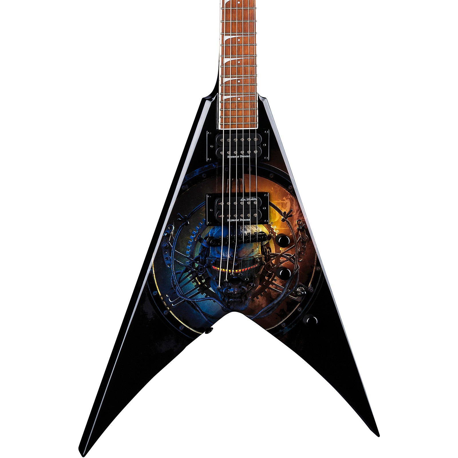 Dean V Dave Mustaine Max Wheel Electric Guitar